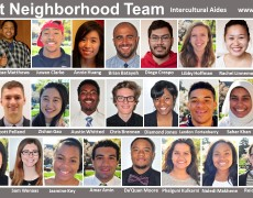 Intercultural Aides–Student Leadership!