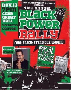 black power rally