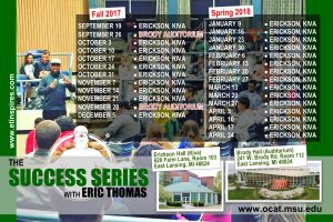 The Success Series @ Erickson Kiva