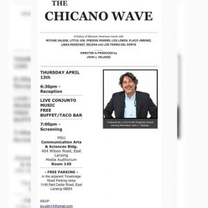 The Chicano Wave @ 145 Communication Arts