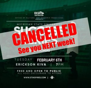 SUCCESS SERIES is CANCELLED!