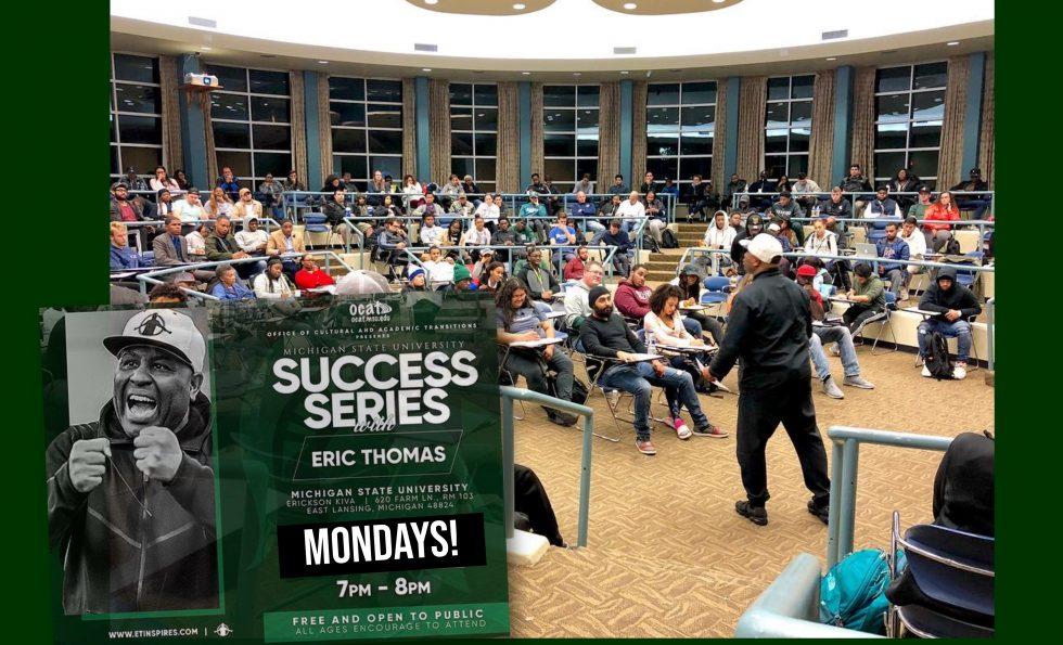 Success Series featuring Eric Thomas