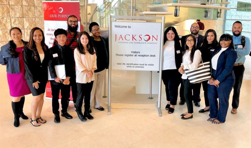 Jackson National Panel/Lunch/Tour/Networking