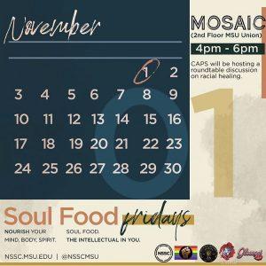Soul Food Dinner @ MOSAIC