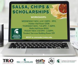 Salsa, Chips & Scholarships