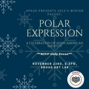 APASO pageant @ Broad Art Lab