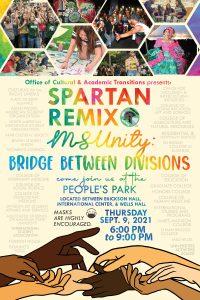 Spartan Remix @ People's Park (Behind Wells Hall, Erickson Hall and International Center)