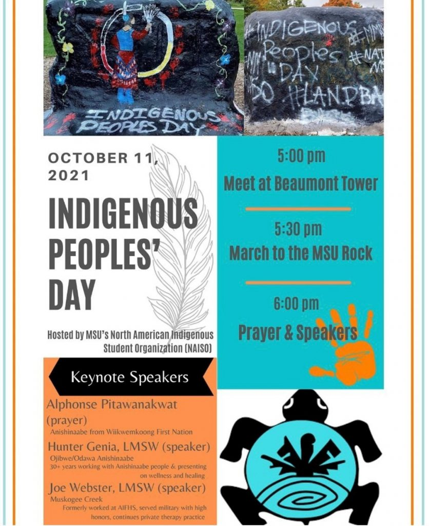 Indigenous People's Day @ The Rock